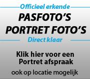 Pasfoto's & Portret Foto's