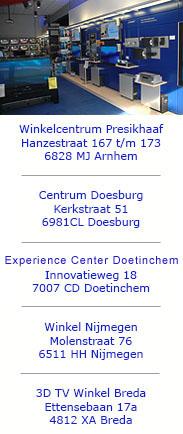 Winkels Fotobouw Arnhem Doesburg Doetinchem Nijmegen Breda